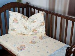 Спален комплект за бебешко креватче - Butterfly Expo -