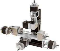 Автоматизирана работилница - Unimat CNC Complete Set -