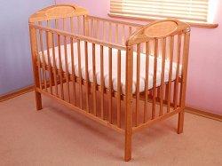Бебешко креватче - Pastel -