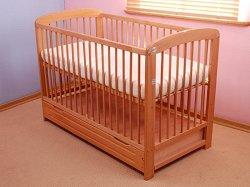 Бебешко креватче с чекмедже - Michas -