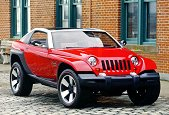 Jeep Jeepster - Concept Vehicle - пъзел