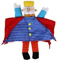 Кукла за куклен театър - Крал -