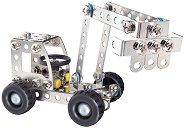 """Камион и багер - 2 в 1 - Метален конструктор от серията """"Eitech за начинаещи"""" -"""