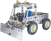 """Камиони - 3 в 1 - Детски метален конструктор от серията """"За начинаещи"""" -"""