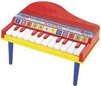 Пиано с 12 клавиша - Детски музикален инструмент -