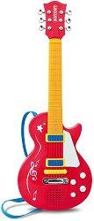 Електронна китара - Детски музикален инструмент - играчка