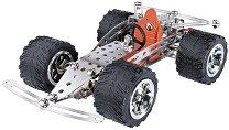 """Състезателна кола - 3 в 1 - Детски метален конструктор от серията """"За начинаещи"""" - детски аксесоар"""