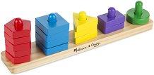 Форми и цветове - детски аксесоар