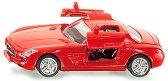 Автомобил - Mercedes-Benz SLS - Метална количка - играчка