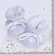 Салфетки - Бебешки ританки - Пакет от 20 броя