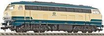 Дизелов локомотив - BR 218 - ЖП модел - макет