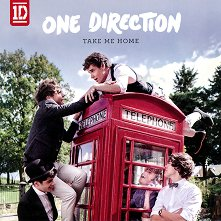 One Direction - Take me home - албум