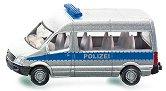"""Полицейски микробус - Метална количка от серията """"Super: Police"""" - играчка"""