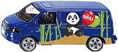 Микробус Volkswagen Transporter - Метална количка - играчка