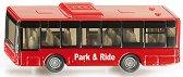 """Автобус - Градски транспорт - Метална играчка от серията """"Super: Bus & Rail"""" - играчка"""