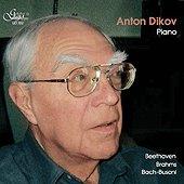 Антон Диков - пиано - албум