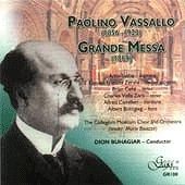 Paolino Vassallo - Grande Messa (1889) -