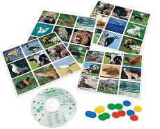 Животните и техните звуци - Забавна образователна игра -