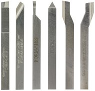 Комплект от мини стругарски ножове 6 x 6 mm - Инструменти за моделизъм -
