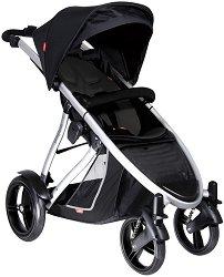 """Бебешка количка - Verve - С 4 колела от серията """"inLine"""" -"""