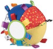 Мека топка - Дрънкалка - играчка