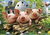 Три малки прасенца - Хауърд Робинсън (Howard Robinson) -