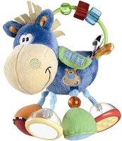 """Дрънкалка - Кончето Хоп Троп - Мека играчка от серията """"Toy Box""""  - играчка"""