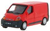 Renault Traffic Cargo - Метална количка - играчка