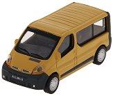 Renault Traffic Van - Метална количка - играчка