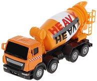Бетоновоз - Метална играчка - играчка