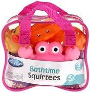"""Животни - Играчки за баня от серията """"Bath"""" - играчка"""