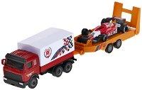 Автотранспортер - Метална количка -