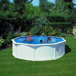 Кръгъл сглобяем басейн -
