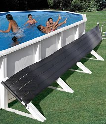 Слънчев панел - Аксесоар за басейни