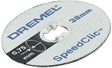 Армирани дискове за рязане - ∅ 38 mm - продукт